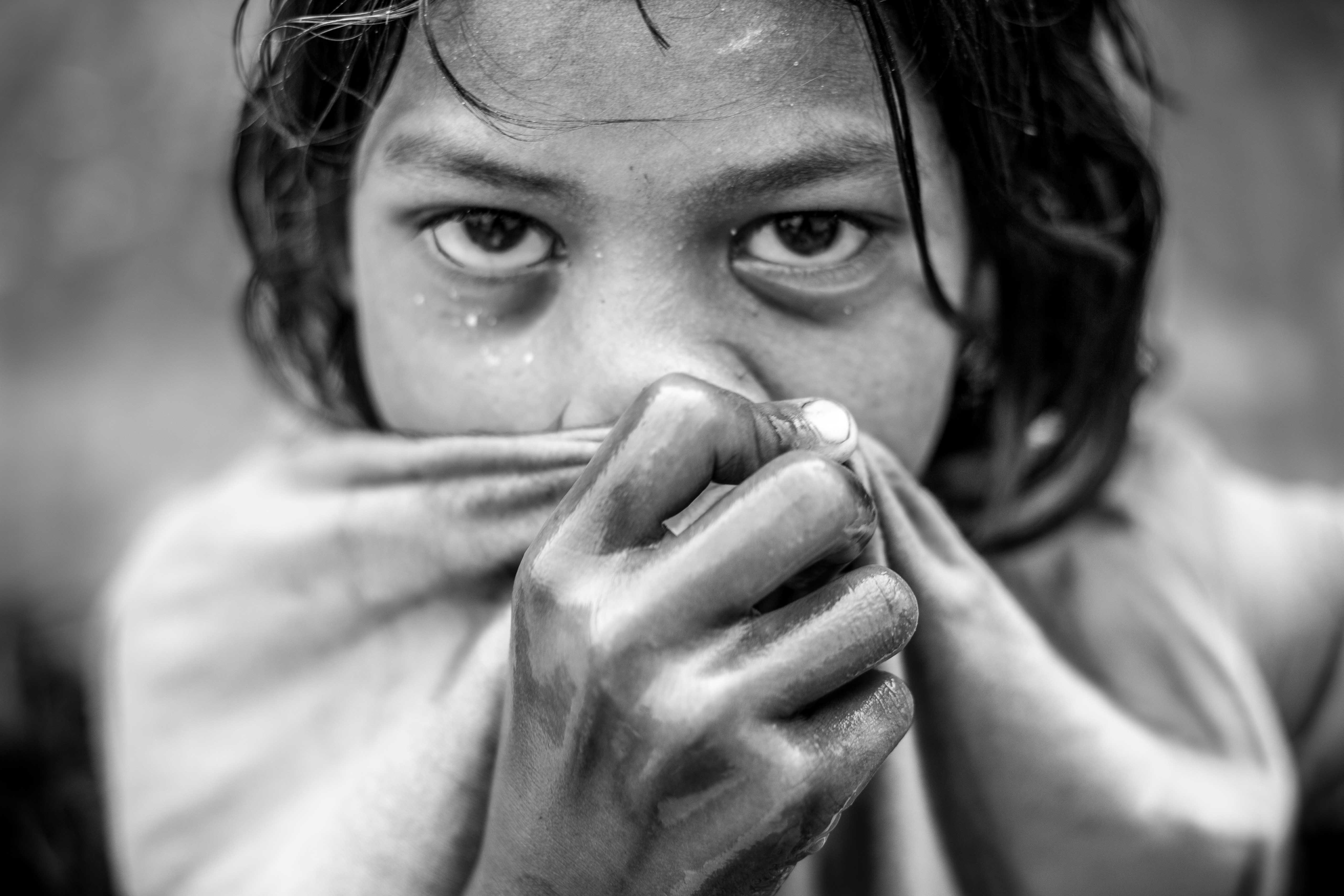 Les enfants du Bihar