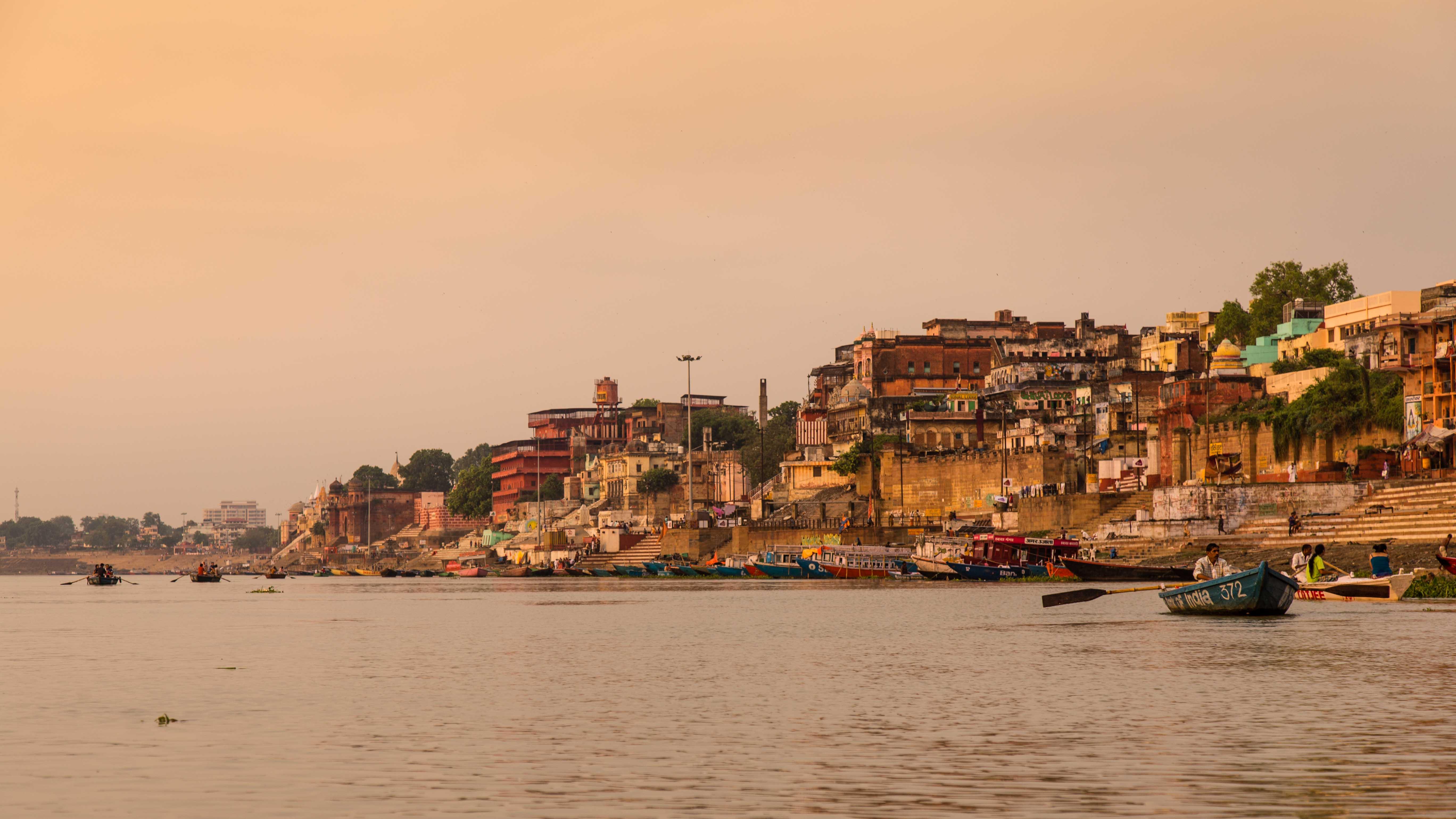 Varanasi la sainte