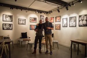Exposition Dijon Alchimia Bar/Café