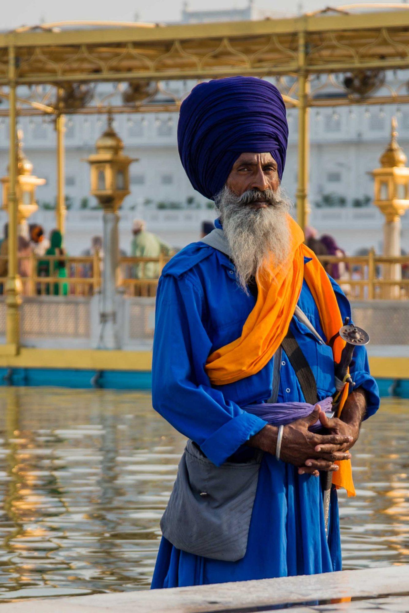 Guerrier Nihan Sikh