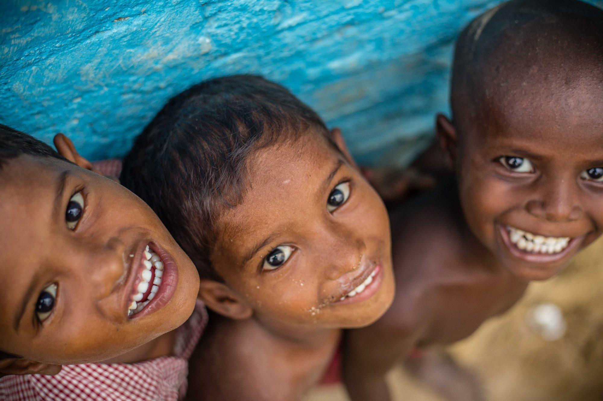 Sourires de Bhagalpur