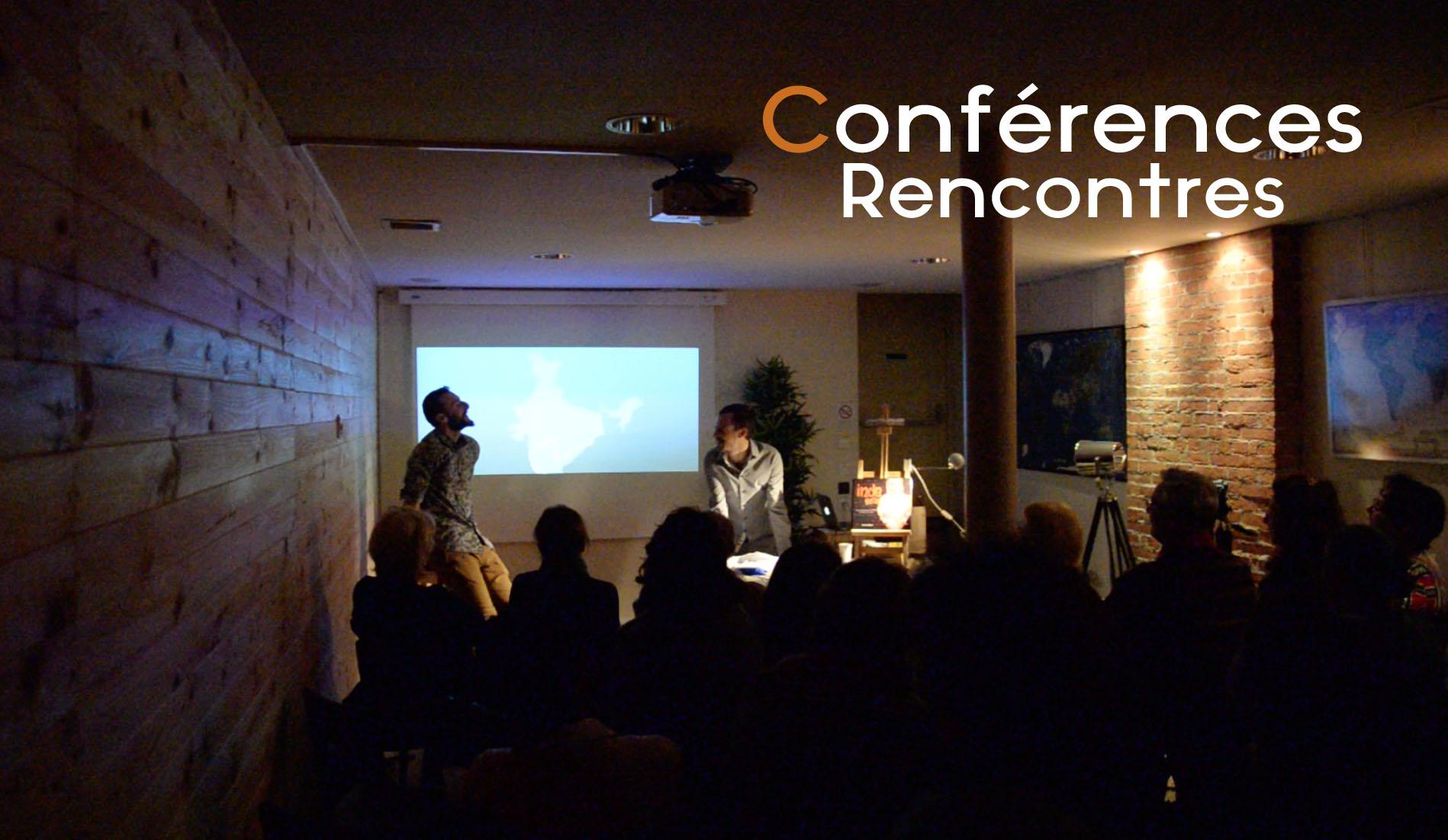 Conférences-Rencontres