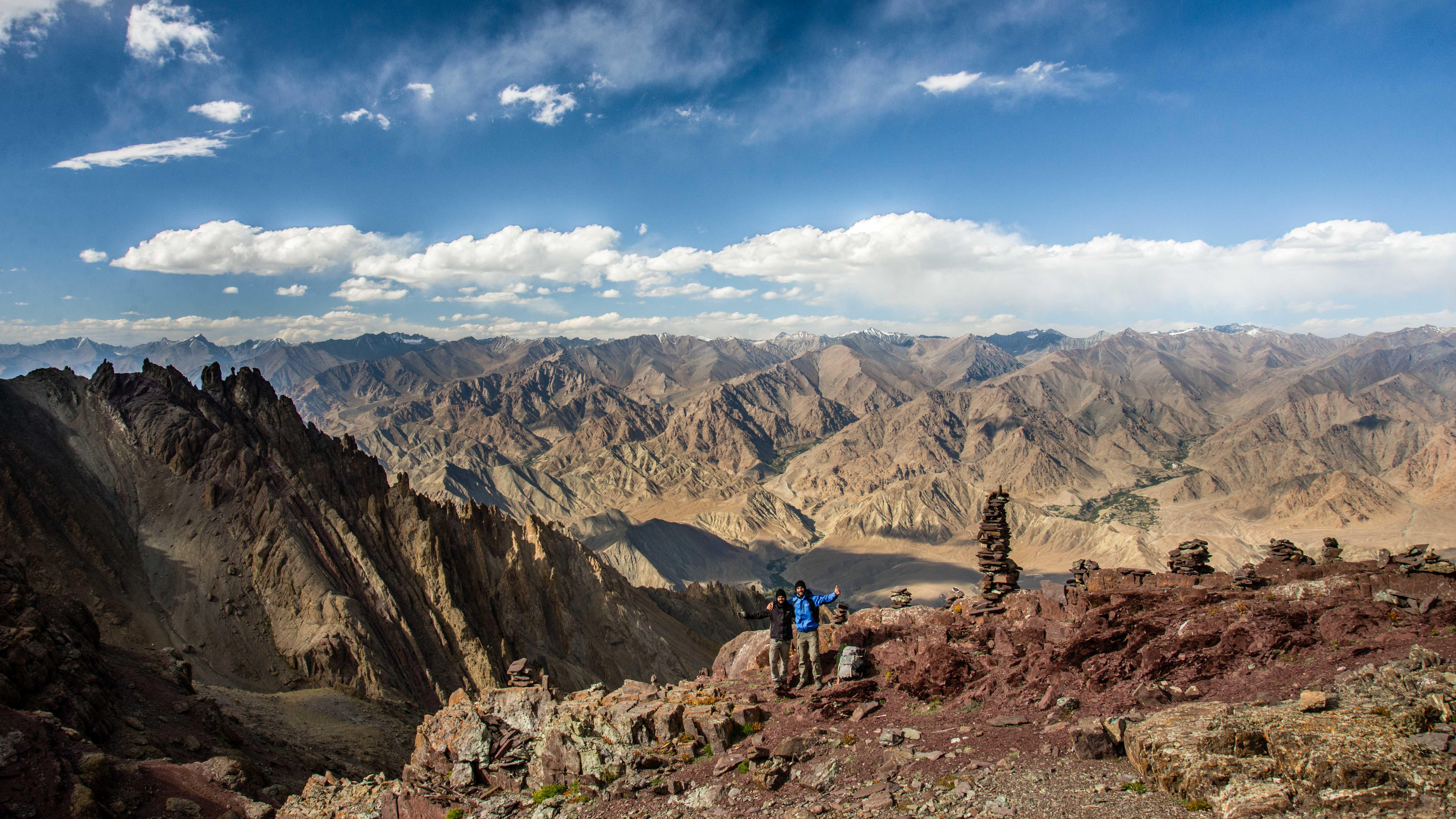 10 jours de marche au coeur de l'Himalaya